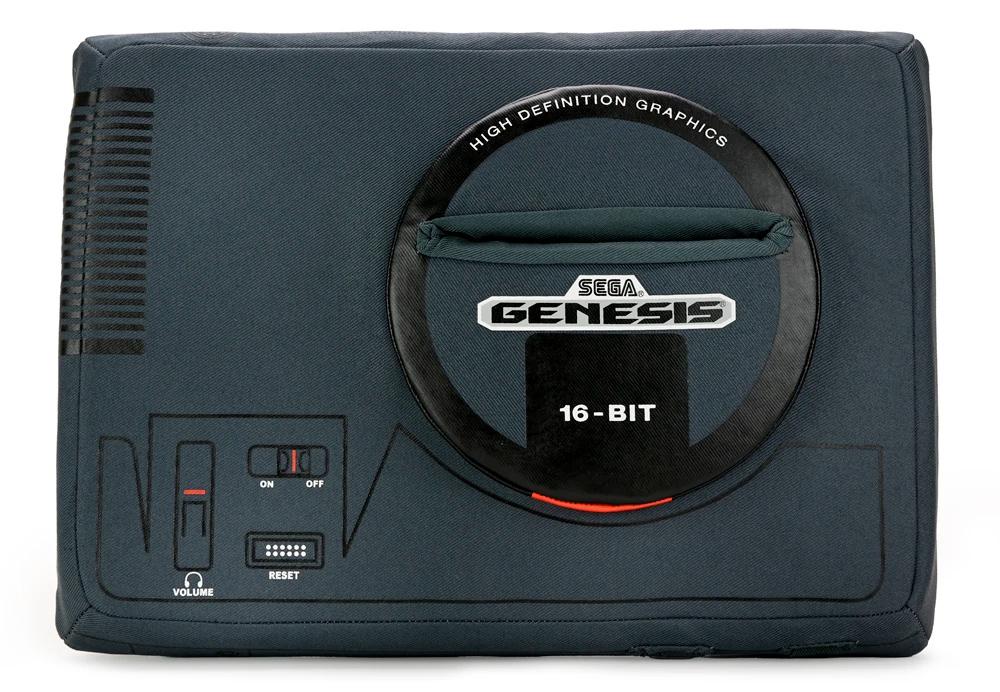 Replica de Pelucia Sega Genesis Plush Kidrobot