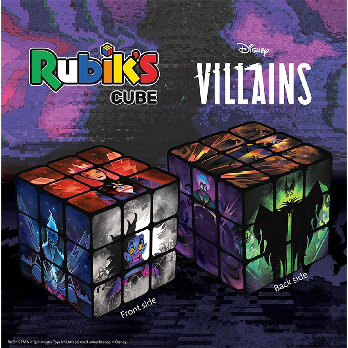 Cubo de Rubik Disney Villains Rubiks Cube