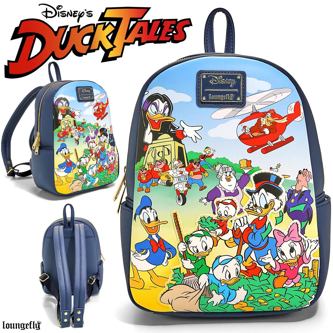 Mochila DuckTales Cast Disney Mini Backpack