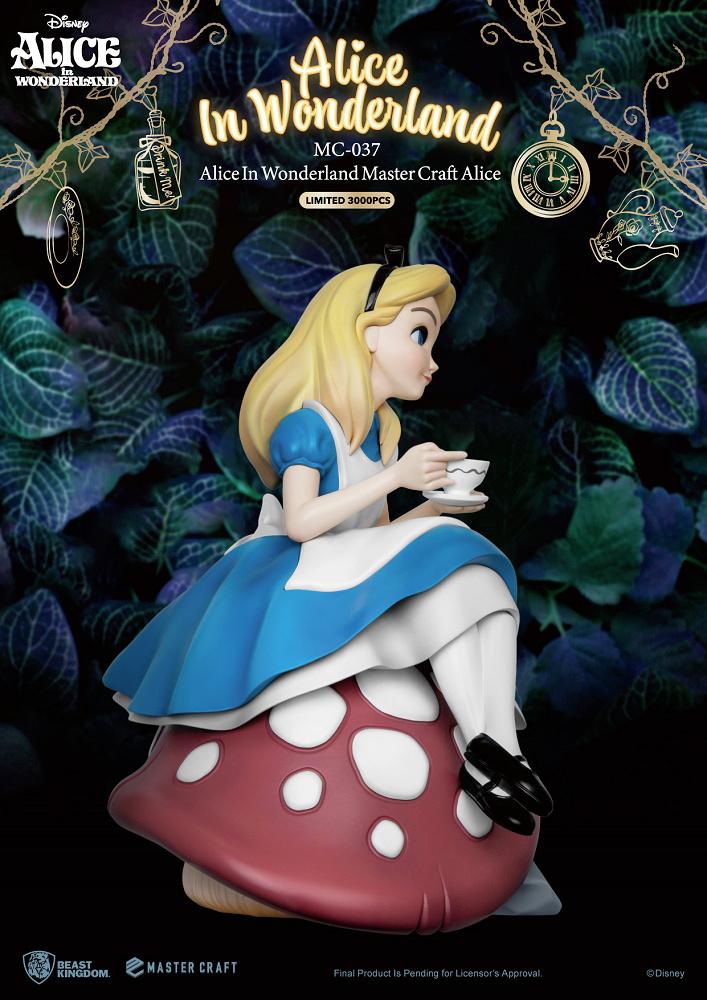 Estatua Alice in Wonderland Alice Master Craft Statue