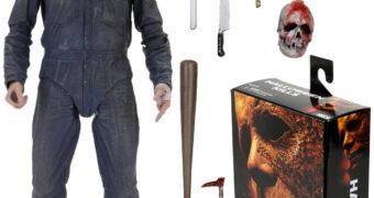Halloween Kills: O Terror Continua – Action Figure Michael Myers 7″ Neca Ultimate