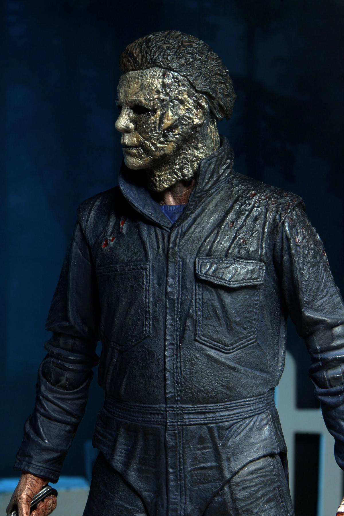 Halloween Kills: O Terror Continua - Action Figure Michael Myers 7″ Neca Ultimate