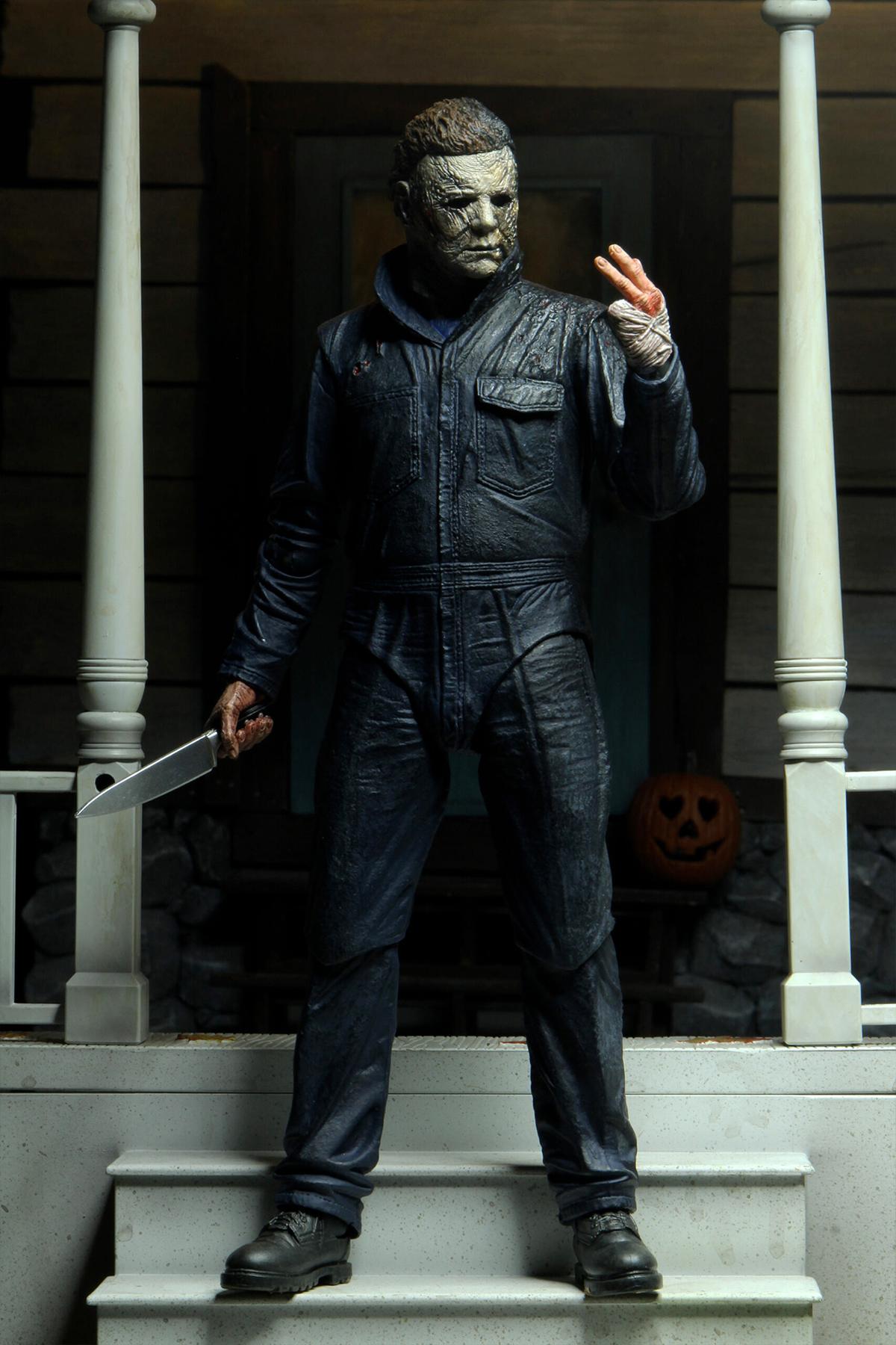 Halloween Kills Ultimate Michael Myers Figure