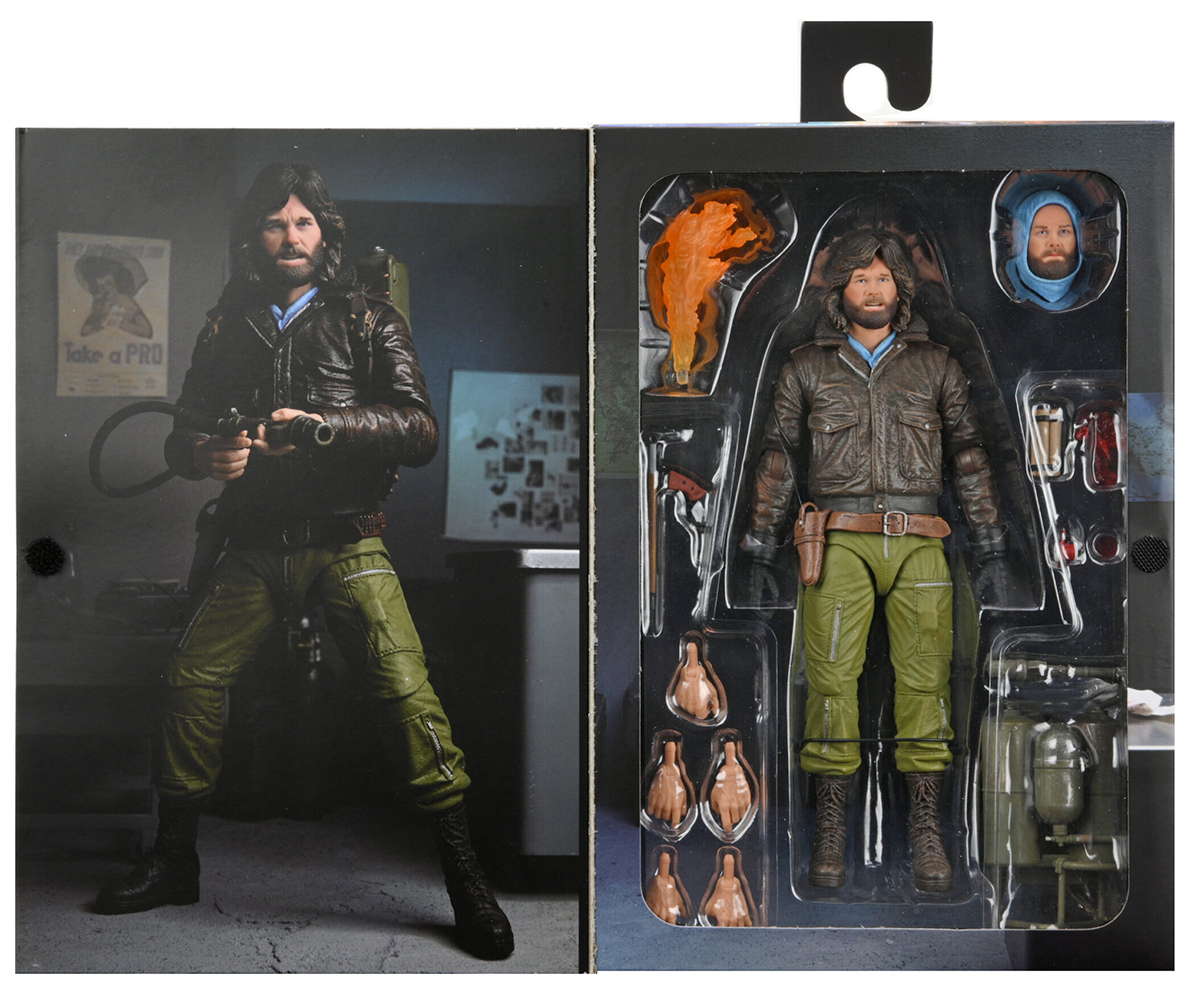 Action Figure Ultimate The Thing-MacReady V2 Station Survival