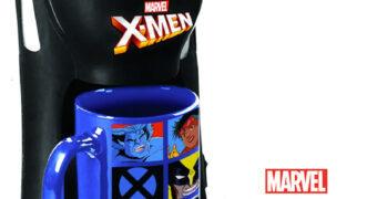 Cafeteira Individual X-Men Marvel