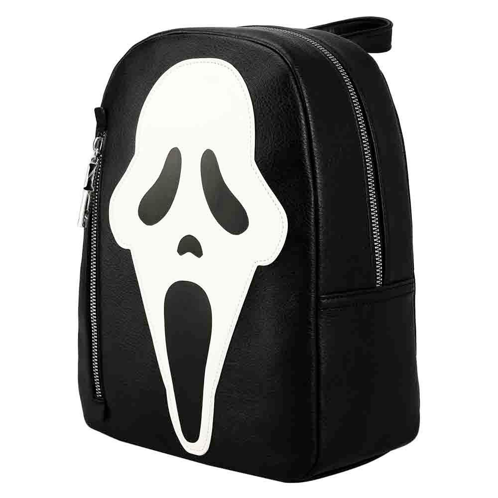Mini-Mochila Ghostface Fosforescente do Filme Pânico (Scream)