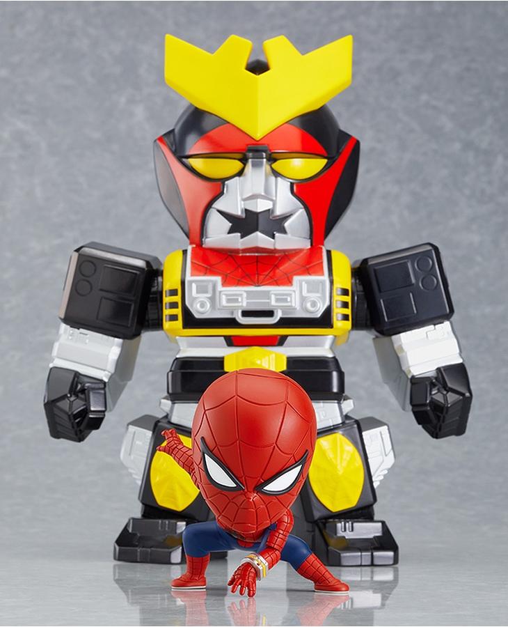 Bonecos Home Aranha Nendoroid Spider-Man Toei Version