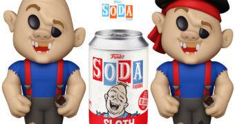 Boneco Lotney 'Sloth' Fratelli Funko Vinyl SODA (Os Goonies)