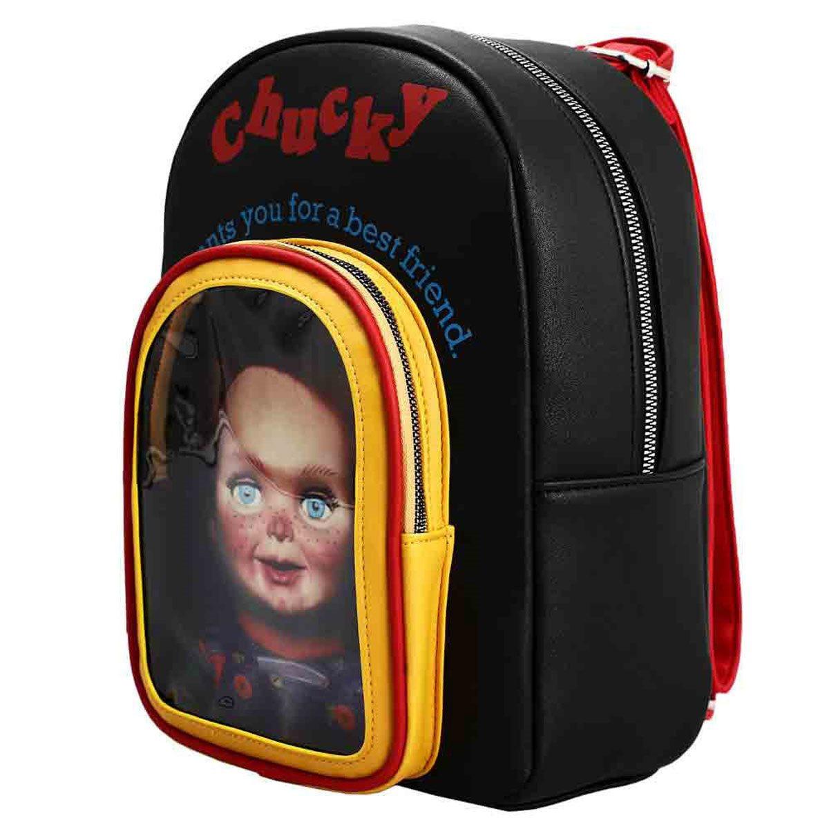Child's Play Chuky Toy Box Mini-Backpack