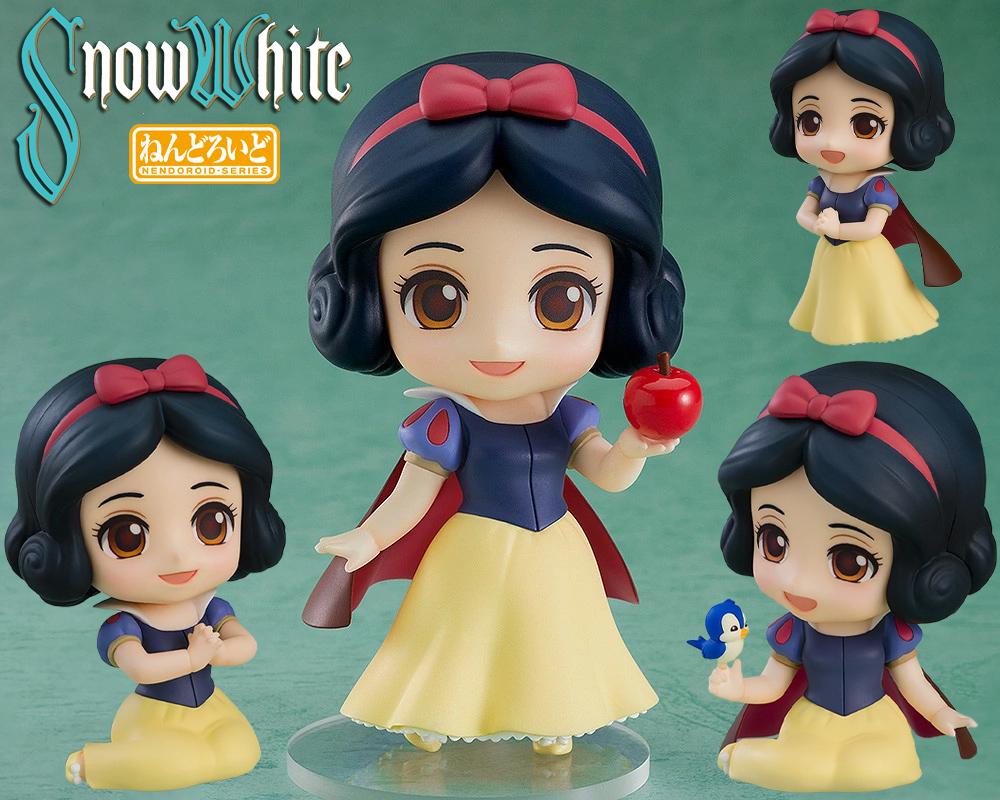 Boneca Nendoroid Branca de Neve (Disney)