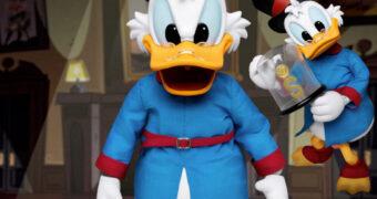 Tio Patinhas Dynamic Action Heroes (DAH) – Action Figure DuckTales Beast Kingdom