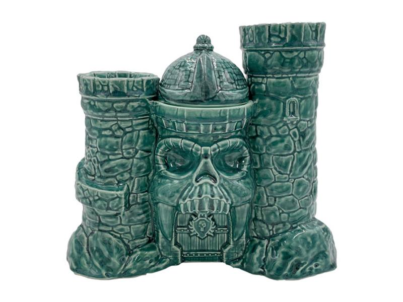 Pote de Cookies Castelo de Grayskull da Nova Série Masters of the Universe: Revelation