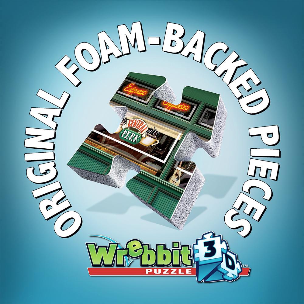Central Perk Friends 3D Puzzle