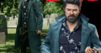 Billy Butcher (Karl Urban) Action Figure 1:6 Perfeita da Série The Boys (Star Ace)