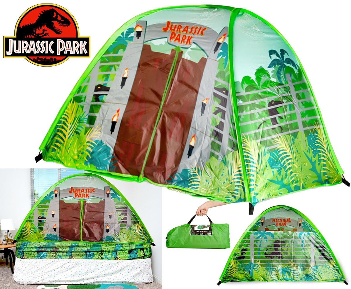 Cabana de Cama Jurassic Park, o Parque dos Dinossauros
