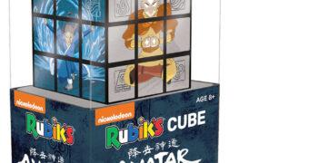 Cubo de Rubik Avatar: A Lenda de Aang