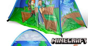Cabana de Cama do Game Minecraft